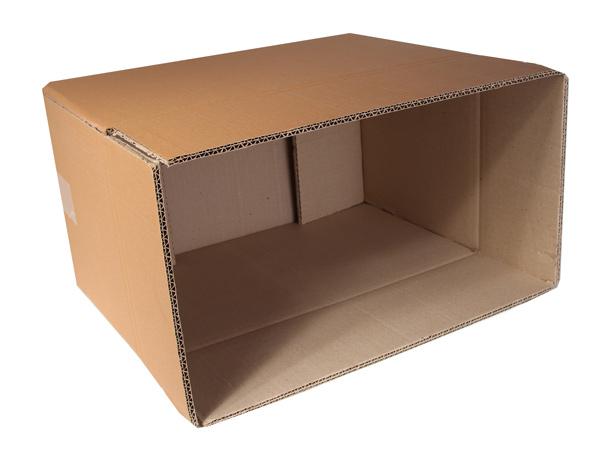 جعبه پنج لایه